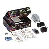 Innovative Lighting Deck & Falsify LED Kit - Amber LED/White Housing
