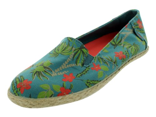 Vans Women's VANS BIXIE (ALOHA) CASUAL SHOES 7 Women US (BRITTANY BLUE)