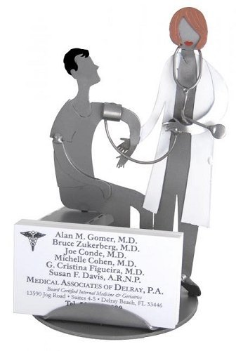 Business card holders for doctors