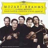 echange, troc Emerson String Quartet, David Shifrin - Quintettes Pour Clarinette - Mozart - Brahms