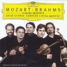 Quintettes Pour Clarinette - Mozart - Brahms