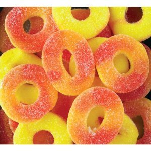 Trolli Gummy Rings