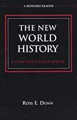 The New World History: A Teacher's Companion (Bedford Reader)