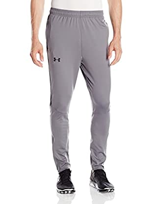 Under Armour Pantalón Deporte Pitch Knit Tech Pant (Grafito)
