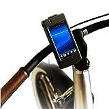 MSY  Xperia arc/acro 自転車用ケース XCrew for Xperia arc/acro  ブラック MS-XC01BK