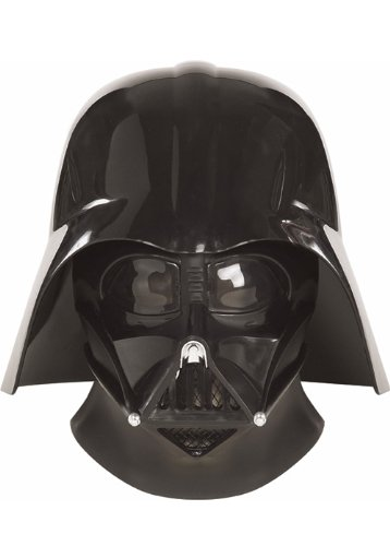 Star Wars tm Supreme Edition Darth Vader tm Original (Oversize) Mask  &  Helmet Set