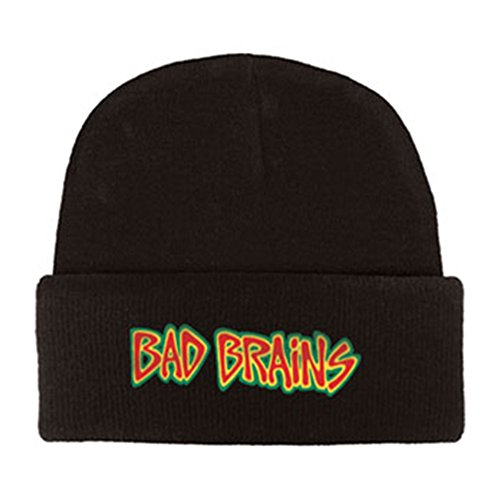 Bad Brains Men's Beanie Black