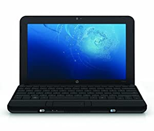 HP Mini 110-1030NR 10.1-Inch Black Netbook - 6.75 Hours of Battery Life