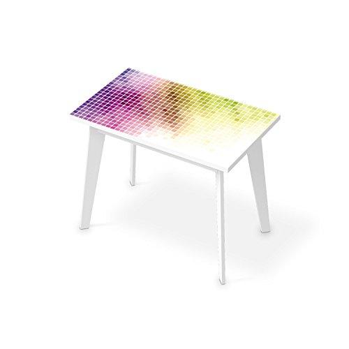 tischfolie f r tisch 100x60 cm motiv k chentisch folie sticker aufkleber selbstklebend tisch. Black Bedroom Furniture Sets. Home Design Ideas