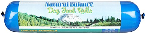Natural Balance Chicken Formula Dog Food Roll - 3.5 lb