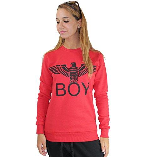 maglia-boy-london-donna-rossa-con-stampa-eagle-m