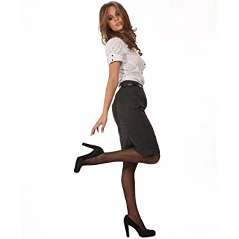 Silky Hosiery Women's Super Shine Sheer Tights at Amazon