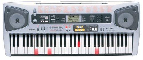 Casio Lk-55 61 Key Lighted Keyboard