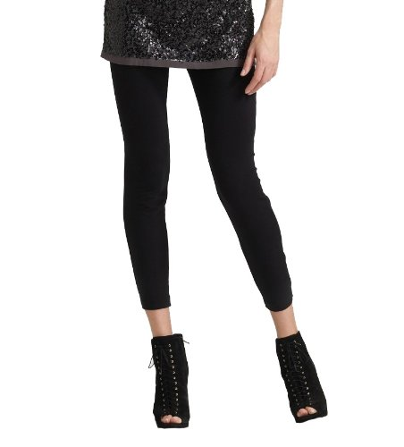 DKNY Women's Cotton Stretch Leggings
