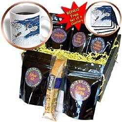 Rich Diesslins Funny General - Editorial Cartoons - Salmon Spawning Advice - Coffee Gift Baskets - Coffee Gift Basket
