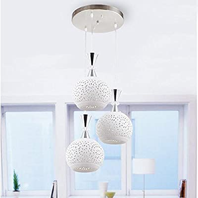 Winson Stylish design Elegant Vintage Style Pendant ceiling Light Shade Stylish Pendant LightsLed lamp Chandelier ceramic