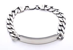 Bijoux pour tous Herren-Armband Sterling-Silber 925 215 mm BRS-K41512