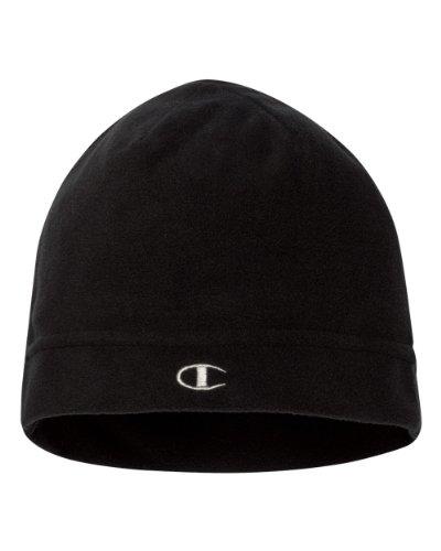 Champion - Arctic Beanie - CH6713 - One Size - Black (Champion C Caps compare prices)