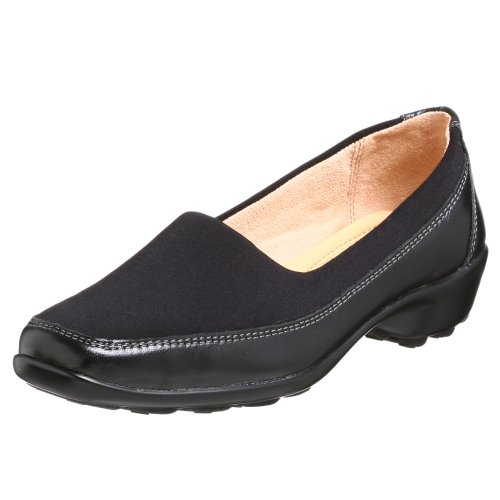Naturalizer Women's Justify Slip-On,Black,8.5 N