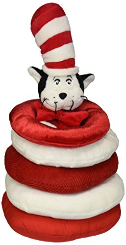 Dr. Seuss Cat In The Hat Stacker (Discontinued by Manufacturer) (Discontinued by Manufacturer)