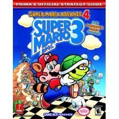 Super Mario Advance 4 Super Mario Brothers 3 Game Boy Advance, Prima's Official Strategy Guide (Super Mario Brothers Gameboy compare prices)
