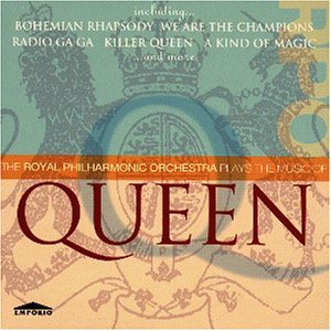 Queen - The Royal Philharmonic Orchestra Plays The Music Of Queen [UK-Import] - Zortam Music