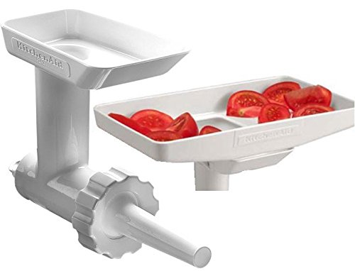 Kitchenaid Fga Food Grinder Attachment For Stand Mixers 11street Malaysia Barware