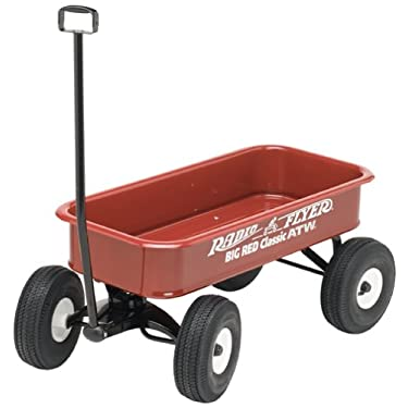 Radio Flyer Huge Red Classic Atw