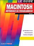 echange, troc Elmer - Le Guide Macintosh, référence du programmeur