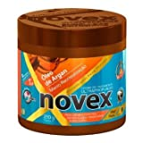 Embelleze Novex Argan Oil Treatment 7.4 oz. (Pack of 4)