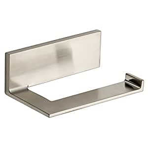 Delta Faucet 77750-SS Vero toilet paper holder, Brilliance Stainless Steel
