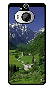 HTC One M9 Printed Back Cover