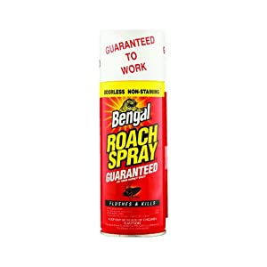 Bengal Products, Inc 92465 Bengal Roach Spray