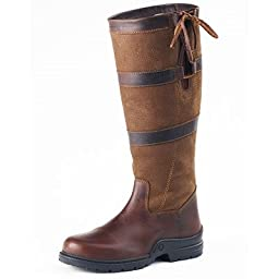 Ovation Rhona - Country Boot 8-8.5 (39) Brown