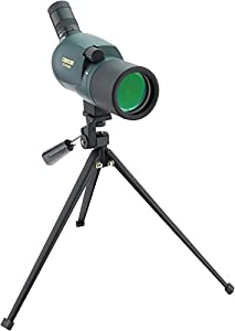 Carson 15-40x 50mm BackCountry Zoom Spotting Scope (SS-550)