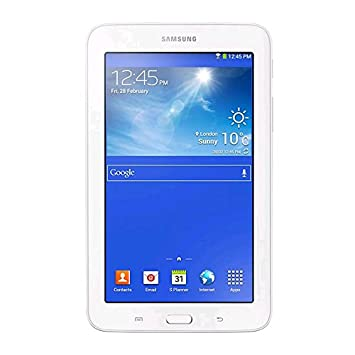 Tablette - Samsung Galaxy Tab 3 Lite VE 7.0 (T116, 3G+ Wi-Fi, 8GB, Cream White)