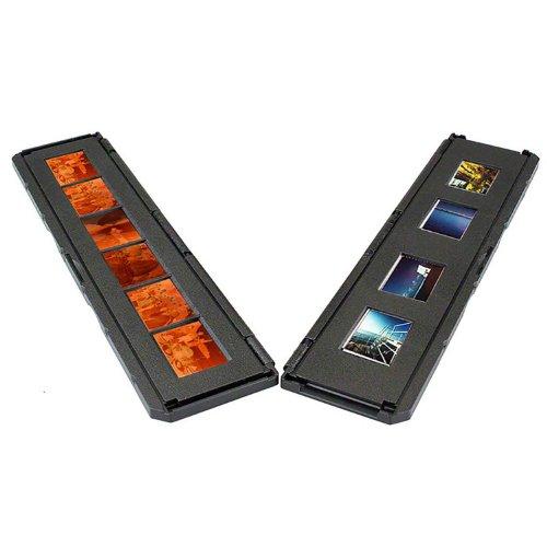 7dayshop Film Scanner Extra Tray Set - For 35mm Slides & Negatives - Fits 7dayshop Film Scanner and Other Popular Brands!