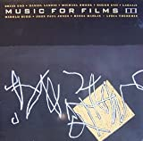 BRIAN ENO & OTHERS music for films 3 LP