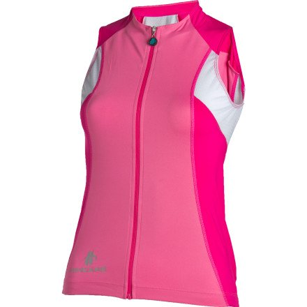 Buy Low Price Hincapie Sportswear Cadence Jersey – Sleeveless – Women's (B007C29U8W)
