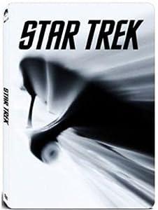 Star Trek , le film version Cinema 2009 - Edition Collector [Édition Limitée boîtier SteelBook]