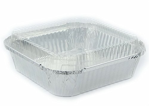 Disposable Aluminum Foil Pans 8