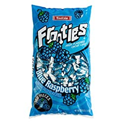 Frooties Blue Raspberry, 360 Pieces (2.5 pounds)