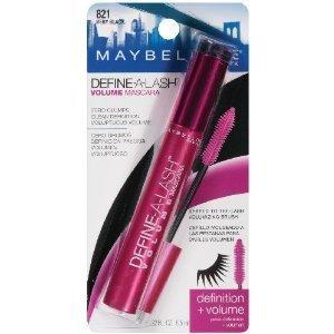 Maybelline Define-A-Lash Volume Mascara #821 Very Black