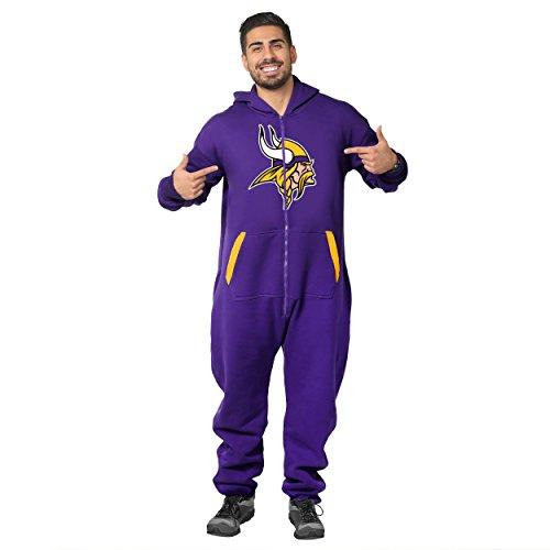 NFL Minnesota Vikings Logo Klew Suit
