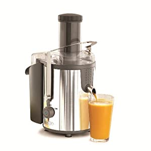 Super Cheap BELLA 13694 High Power Juice Extractor Stainless