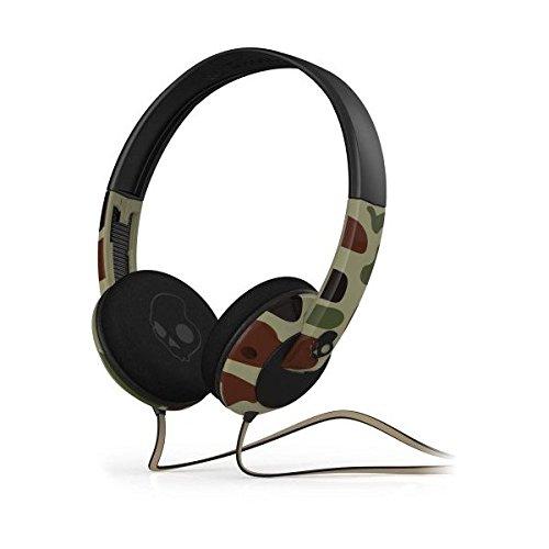 Skullcandy S5Urdz-219 Uprock Supreme Sound Camo On-Ear Headphone