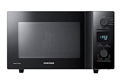 Samsung CE117PC-B2/XTL 32-Litre 2900-Watt Convection MWO with Tandoor Technology Microwave Oven (Black)