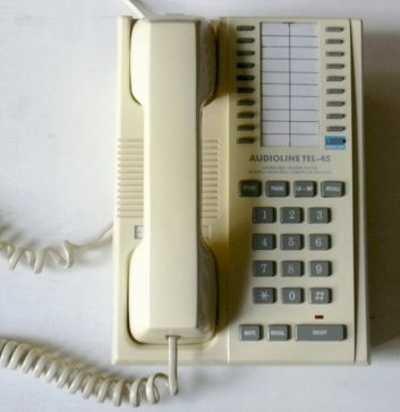 Audioline Tel 45 - Doro - Corded Telephone picture
