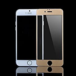 Kapa Metal Alloy Anti Burst Tempered Glass Screen Guard Protector for iphone 6 4.7