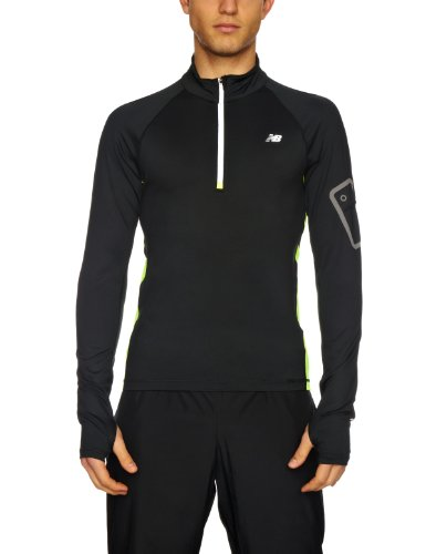 New Balance MRT1346 Men's Long Sleeve Half Zip